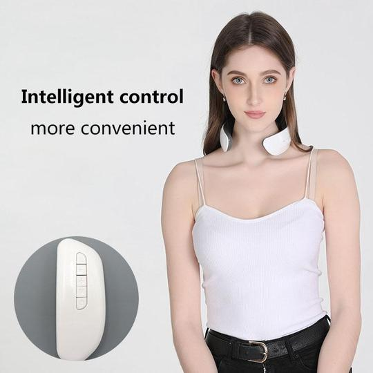 Electric Magnetic Pulse Neck Therapy Massager