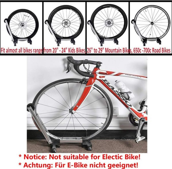 Bike Floor Parking Rack
