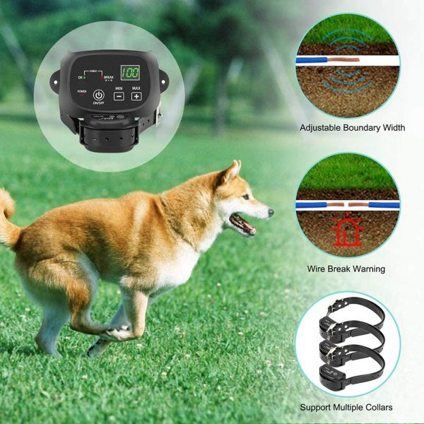 Wireless Dog Containment Fence