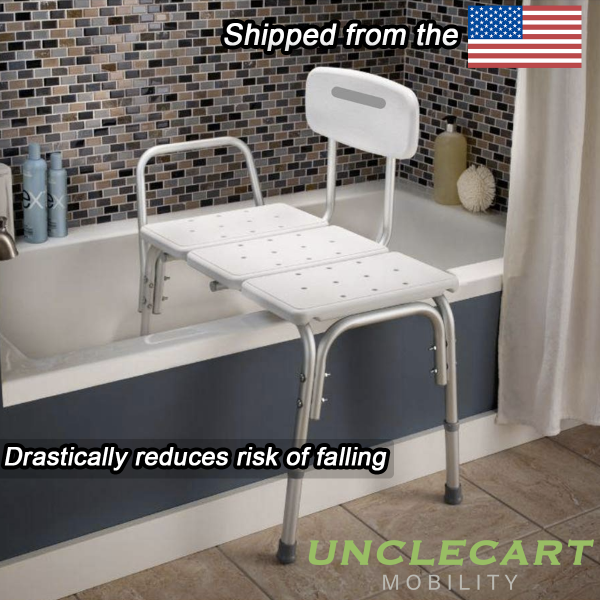 Fall Prevention Shower Bench