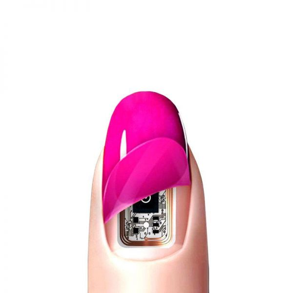 Smart Nail Wearable Gadget