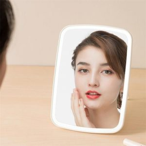 Intelligent Portable LED Makeup Mirror