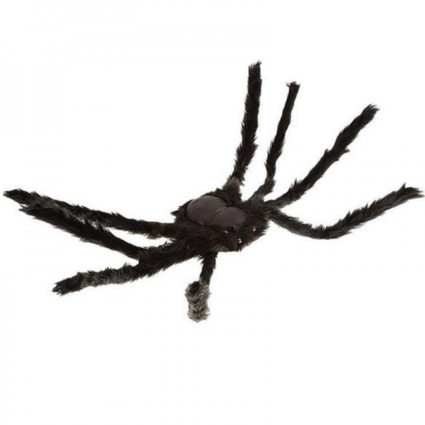 Black Spider Halloween Decoration