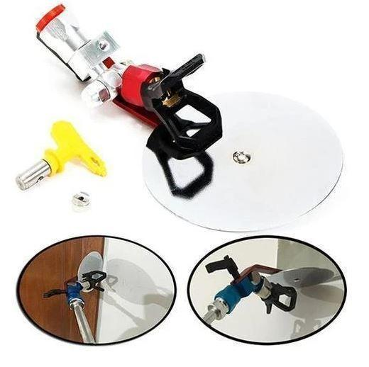 Airlesss Paint Sprayer Tool Universal Spray Guide
