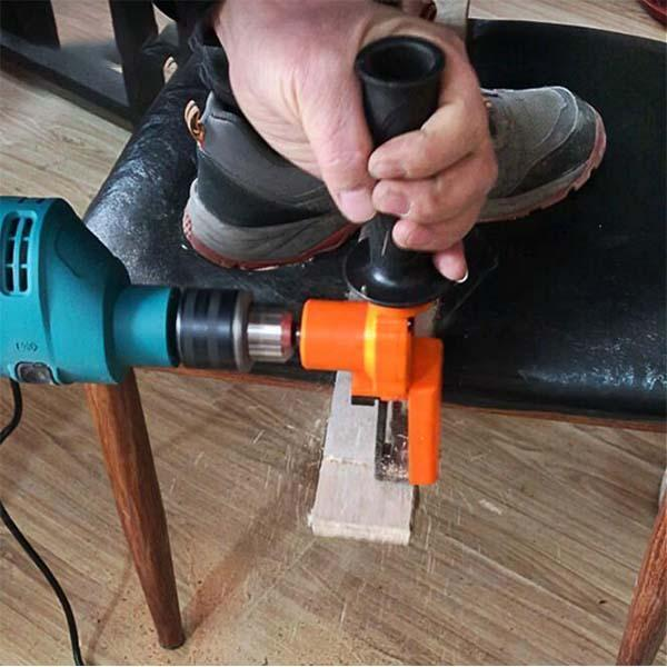 6-Piece Electric Drill Reciprocating Saw Adapter