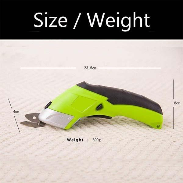 Cloth leather tailor electric scissors (FREE SHIPPING)
