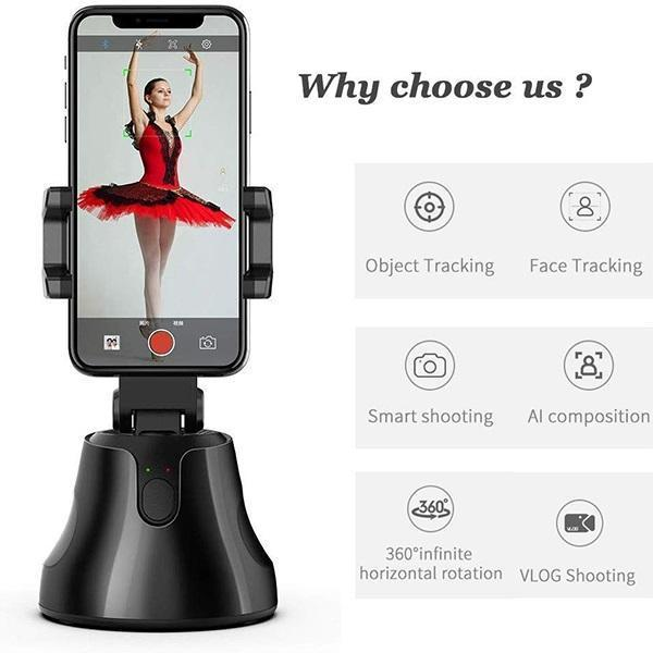 Auto Tracking Smart Shooting Holder (FREE SHIPPING)