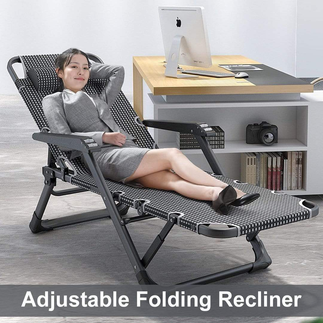 Adjustable Folding Recliner