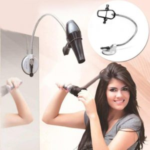 360° Hair Dryer Holder