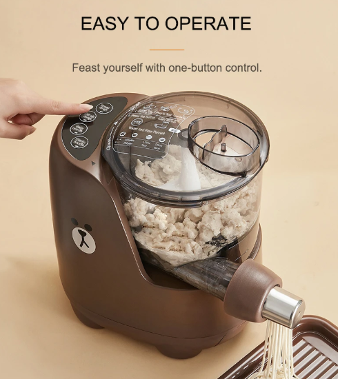 Automatic Pasta And Noodle Maker (FREE SHIPPING)
