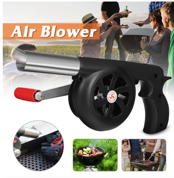 BBQ Air Blower Fan