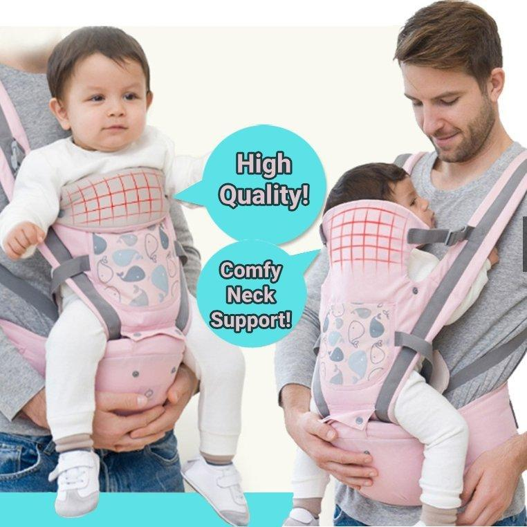 All-In-One Ergonomic Baby Carrier | 0-36 Months
