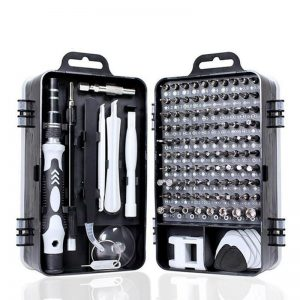 112 Piece Screwdriver Set