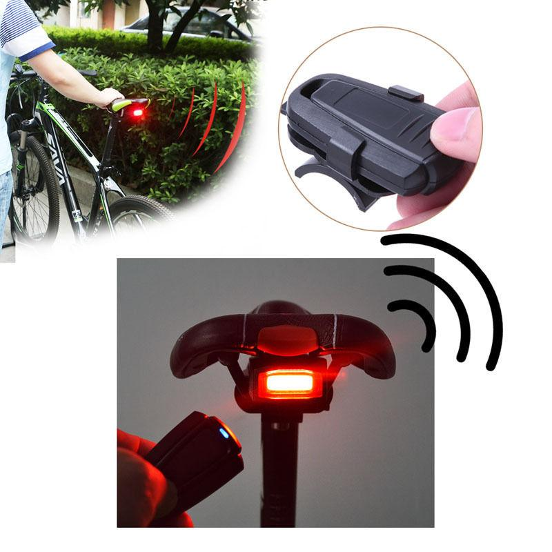 Bicycle Wireless Anti-Theft Alarm