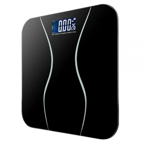 396lb Electronic LCD Body Scale