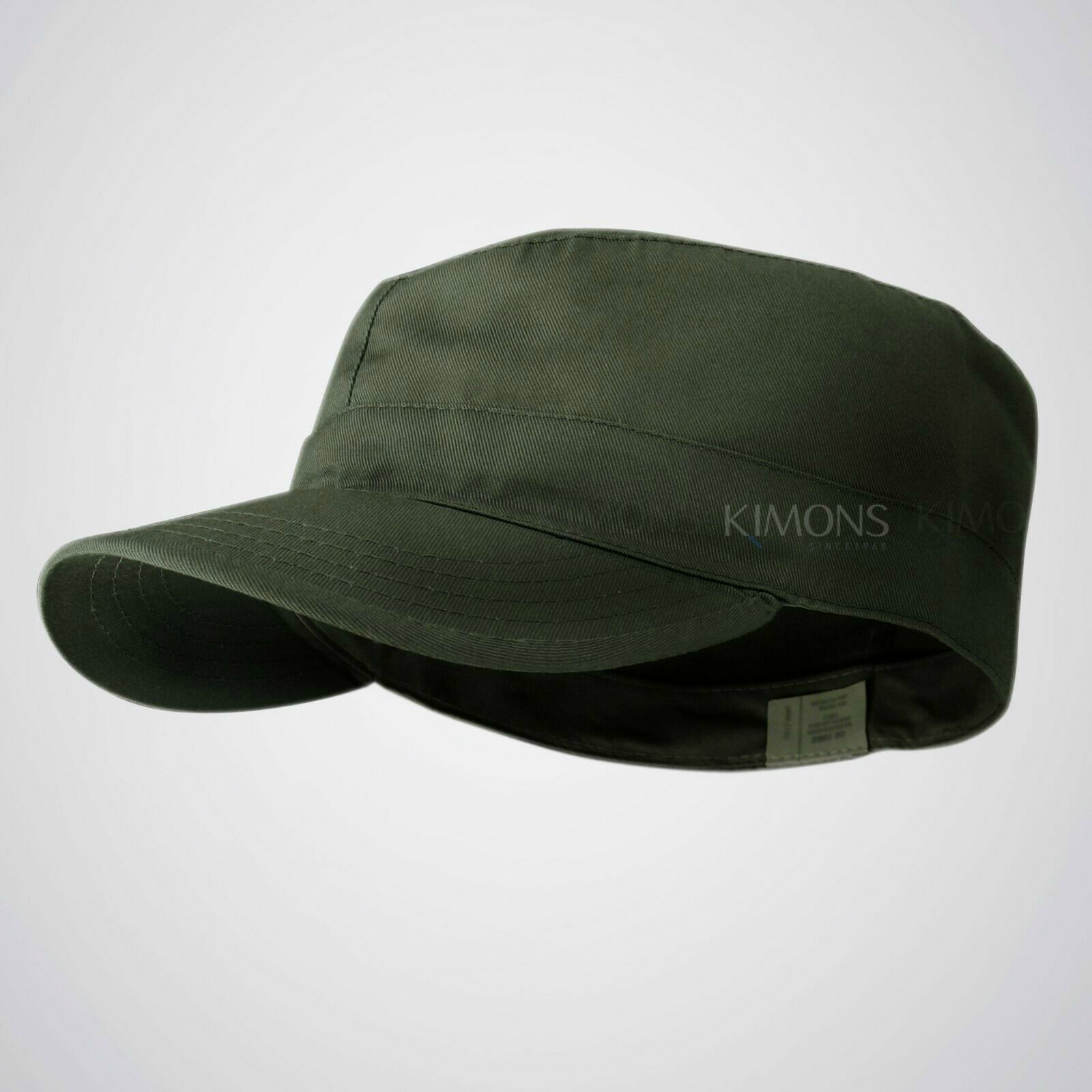 BDU Fitted Army Cadet Military Cap Hat Patrol Castro Combat Hunting (FREE SHIPPING - US ONLY)
