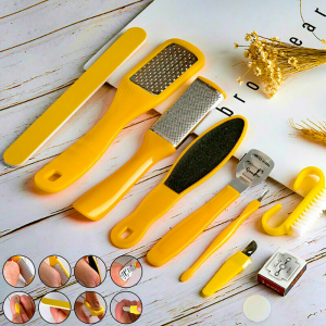 10PCS Set Pedicure Kit