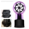 Nolver Hair Dryer Spin Roller Curls Diffuser