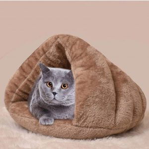 Cozy Pet Cave Bed Cat