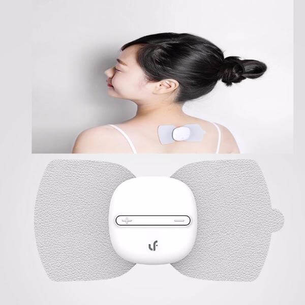 PORTABLE AND EFFICIENT MASSAGER 3