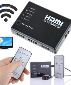 5-PORT HDMI SWITCHER 1